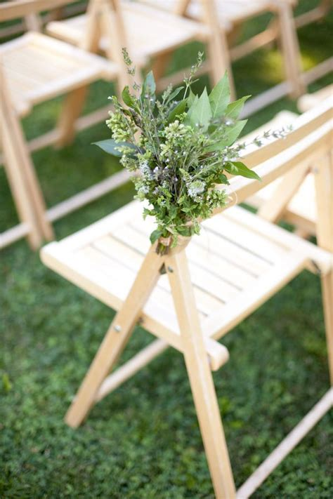 Wedding Aisle Flower Decorations by Wedding Ceremony Decor Rustic Wedding Aisle Flowers