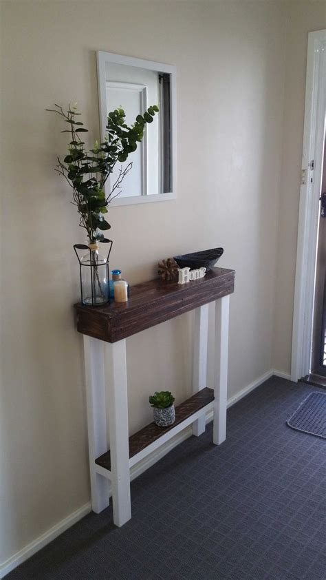 Thin Hallway Table 25 Best Ideas About Entry Tables On Pinterest Foyer Table Decor Entrance Table And Hallway