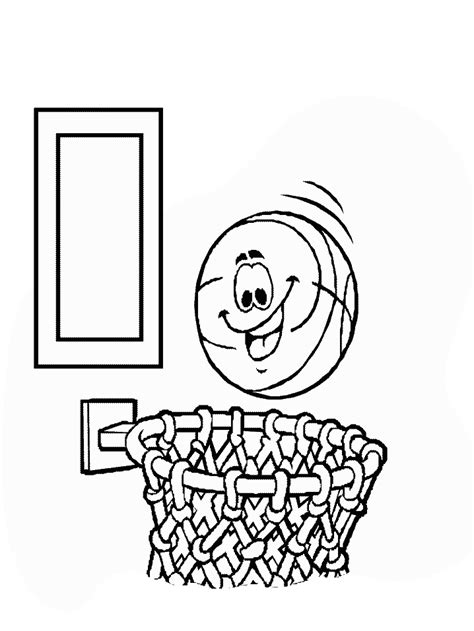 basketball coloring page buzzer beater basketball