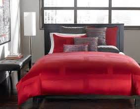 Rustic Modern Bedrooms - polished passion 19 dashing bedrooms in red and gray