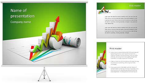 galeria dibujos 3d para presentaciones powerpoint gr 225 fico de crecimiento de negocios 3d plantillas de