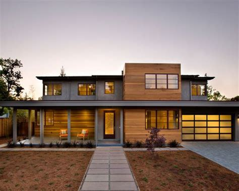 modern rancher contemporary ranch home exterior