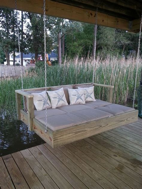 outdoor swinging beds best 25 porch swing beds ideas on pinterest swing beds