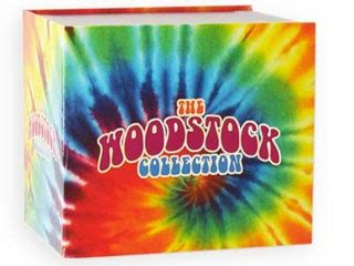 woodstock collection cd box set  time life