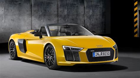 audi r8 z10 2017 audi r8 spyder v10 is a 540 hp salue to convertible