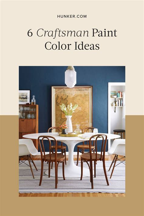 craftsman interior paint colors add instant warmth