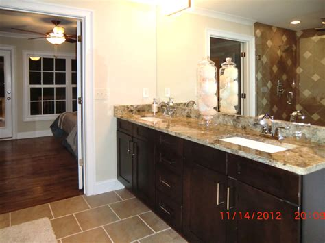 granite countertops in master bathroom all new tiled master bath with granite countertops