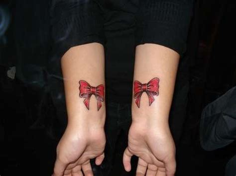 bow tattoo designs on wrist staffsbirds bow tattoos for