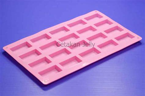 Cetakan Plastik Wording Ii Bahasa Indonesia Limited Cetakan Silikon Sabun Box 20 Cavity Cetakan Jelly