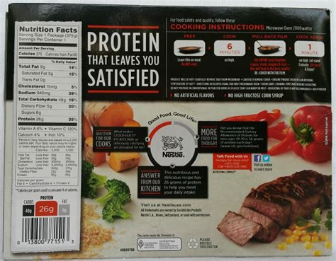 stouffer s 174 fit kitchen food and easy