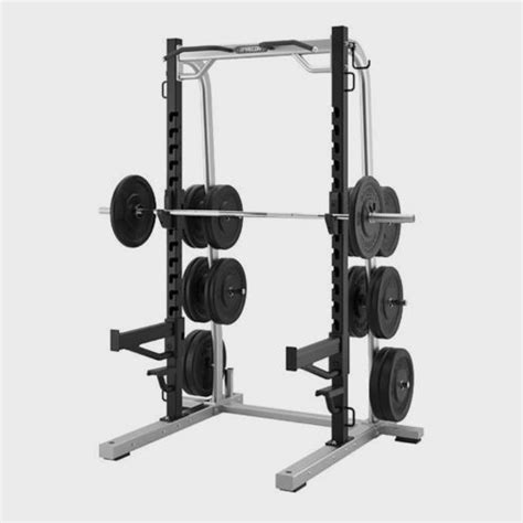 Precor Squat Rack by Precor Discovery Series Olympic Squat Rack Out Fit