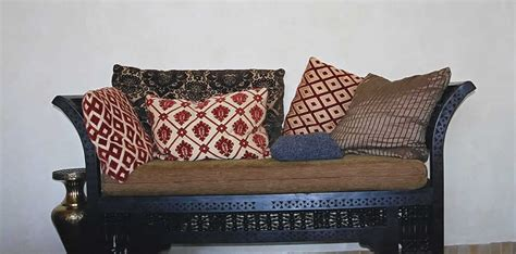 moroccan style sofa moroccan wood sofas and loveseats