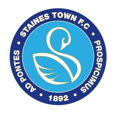 staines town fc wikipedia