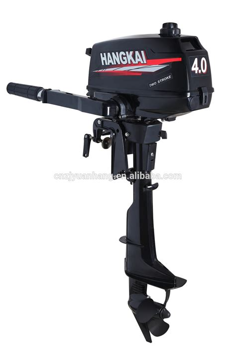 buy outboard boat motors water cooled 2 stroke 4hp outboard motor engine for boat