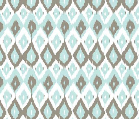 Scarla Ikat ikat fabric cjordan10 spoonflower