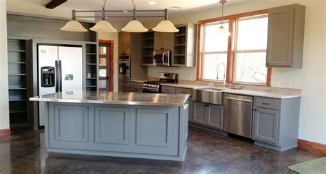 Shaker Style Kitchen Cabinets by Painted Shaker Style Kitchen Cabinets Woodwright S