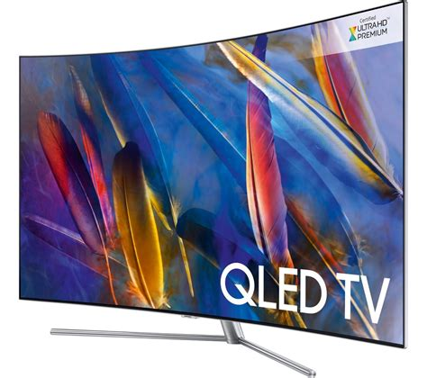 buy samsung qeqcamt  smart  ultra hd hdr curved