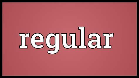 Youtube Regex Pattern | regular meaning youtube
