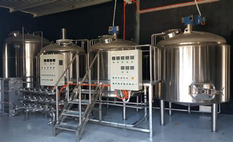 2000l craft micro brewing equipment in australia