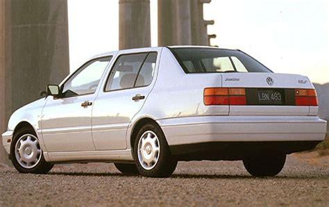 1996 Volkswagen Jetta by 1996 Volkswagen Jetta Information And Photos Zombiedrive