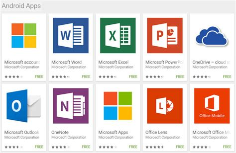 microsoft android apps microsoft goes all in with android apps for business zdnet