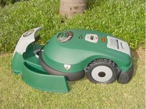 lawn care gadgets cool automatic lawnmower hacked gadgets diy tech blog