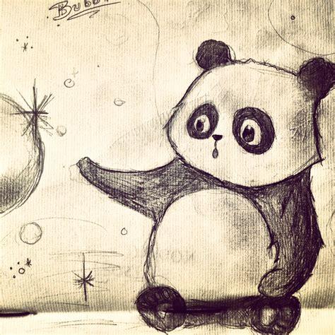 doodle panda panda doodle by tigress1314 on deviantart