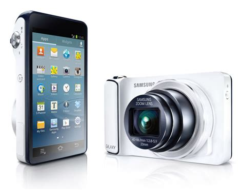 Samsung Digicam With 3g by Samsung Galaxy Android Powered Digital Tuvie