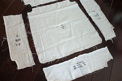 how to make chair slipcovers easy make a chair slipcover pattern