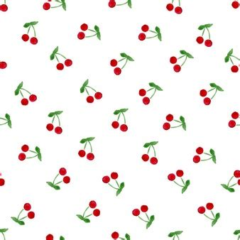 cherry pattern vector art cherry vectors photos and psd files free download