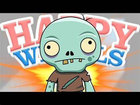 happy wheels zombies full version laboratoire de zombies happy wheels 79 youtube