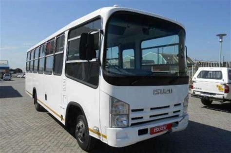 Vans For Ad16 2018 isuzu new npr 400 lwb 28 seater buses trucks for sale