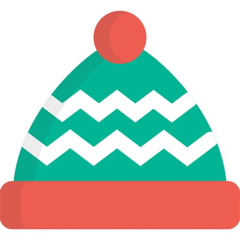Chrismast Ikon winter hat free icons