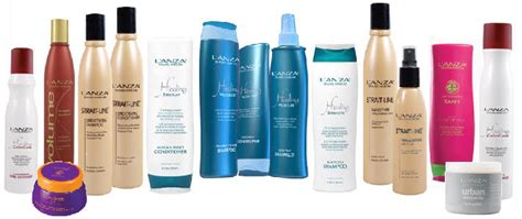 Hair Style Products by Lanza Hair Products
