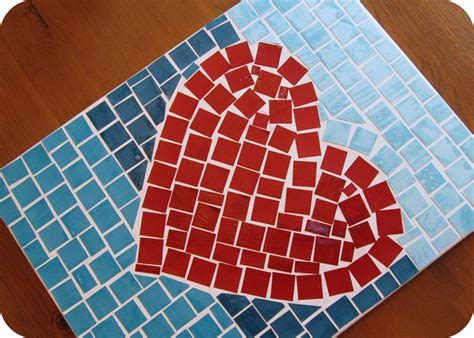 easy mosaic pattern ideas pocket full of pink making your own mosaic art