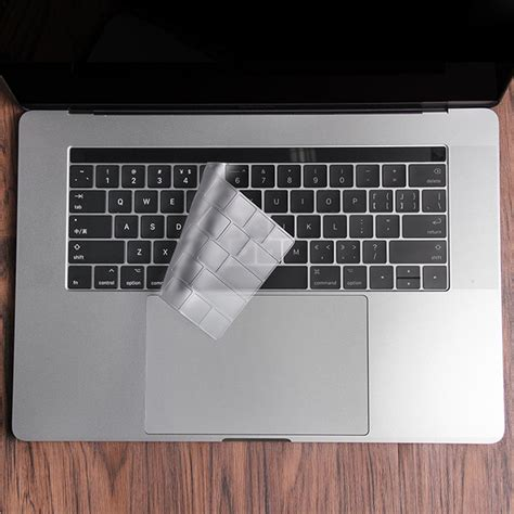 Tpu Keyboard Cover Protector Skin For Macbook Pro 13 Inch 2016 soft tpu clear keyboard cover skin for 2016 new macbook pro 13 15 with touch bar ebay