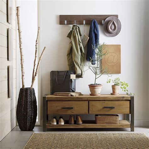 30 eye catching entryway benches for your home digsdigs