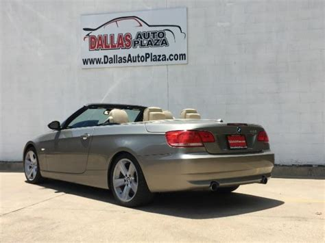 bmw 335i convertible horsepower 2008 bmw 3 series convertible for sale 183 used cars from
