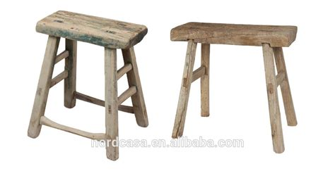 wholesale chinese style antique square chinese antique square rustic wooden natural stool buy
