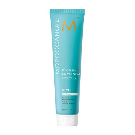 styling gel pictures moroccanoil styling gel 180ml feelunique