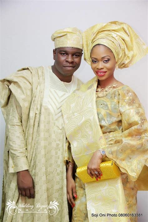 images of elegance and style in yoruba nigerian fashion golden bridal elegance photo soji oni nigerian bride