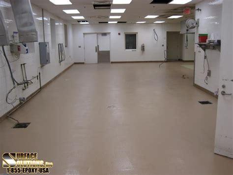 Commercial Decorative Resinous Flooring & USDA Compliant