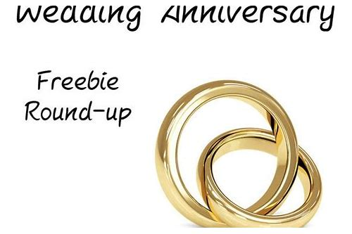 wedding anniversary freebies canada