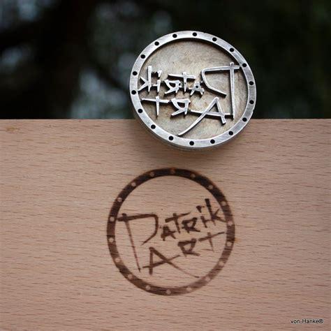 Handcrafted By Branding Iron - custom logo branding iron made of stainless steel 45 00