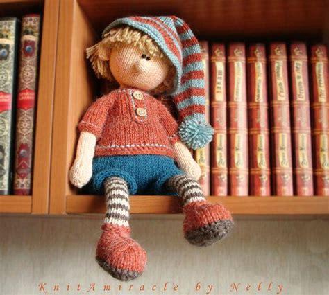 knitting pattern grading the 25 best knitted dolls ideas on pinterest knitted