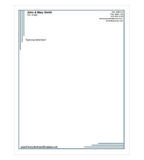 free letterhead templates doliquid