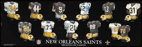 what year did the new orleans saints start saints history tigerdroppings