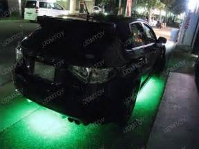how to install led lights in car how to install led car lights led underbody kit by
