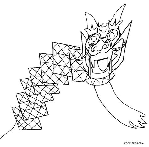 dragon kite coloring page printable kite coloring pages for kids cool2bkids