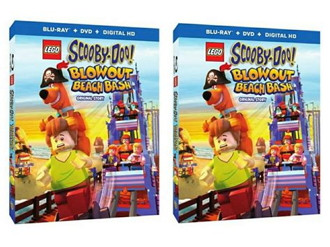 lego scooby doo blowout bash lego scooby doo blowout bash animatiefilm komt er
